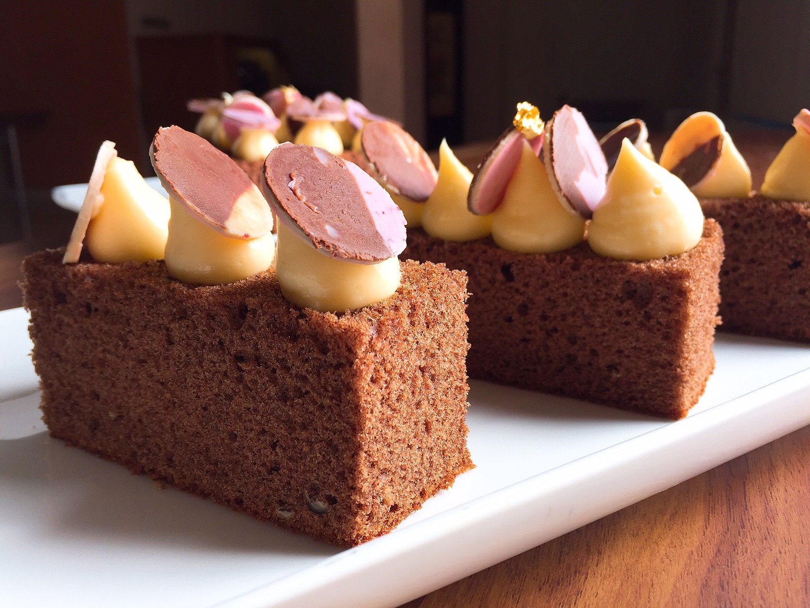 Resep Bolu Cheese Cake Jepang: Kue Bolu Coklat Panggang Cream Cheese (Krim Keju