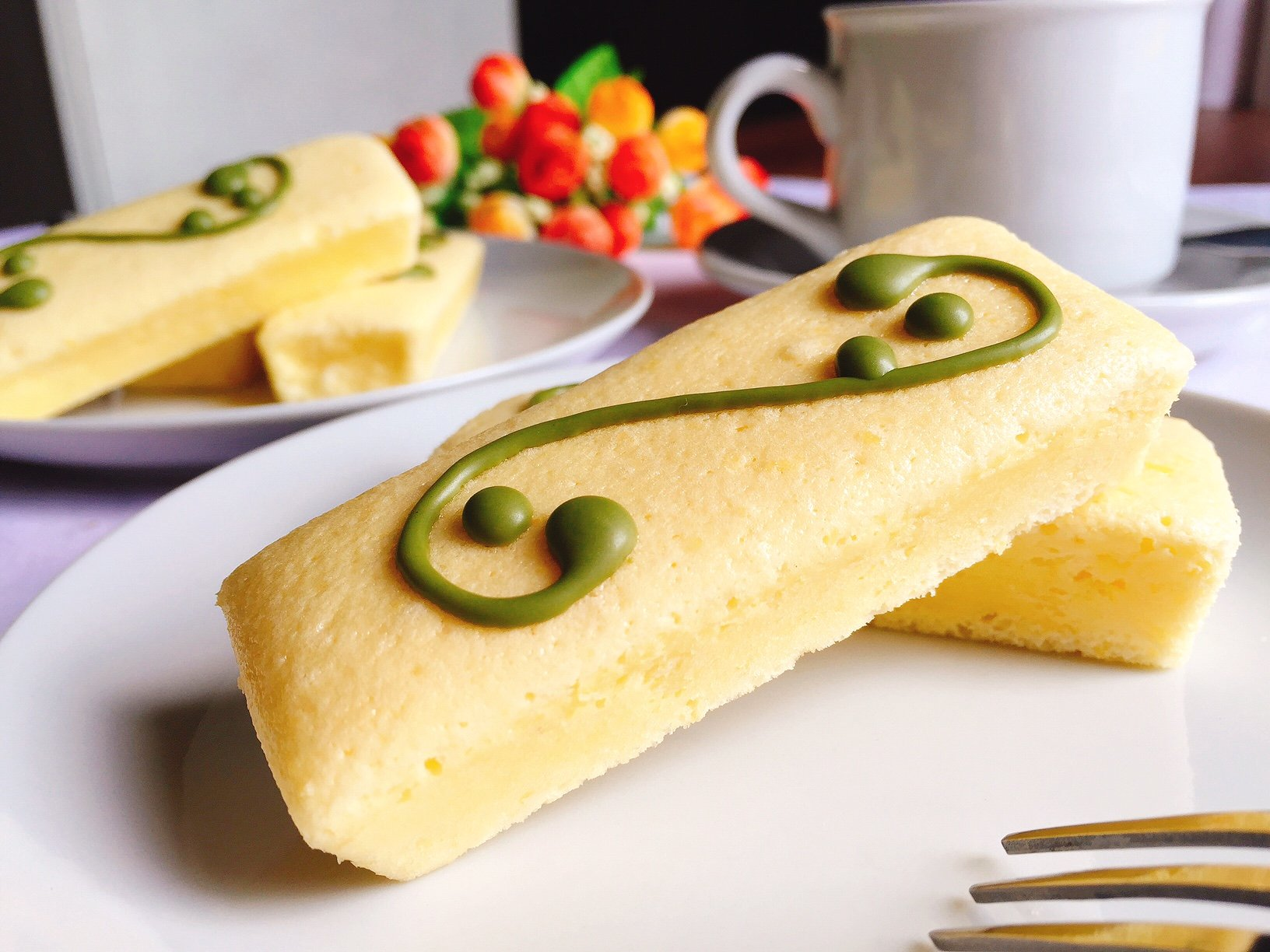 Resep Cake Keju Enak: Resep Membuat Bolu Keju Panggang Mudah Dan Enak