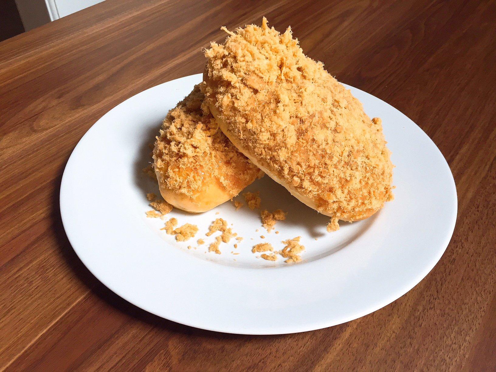 Resep Membuat Roti Abon Ayam