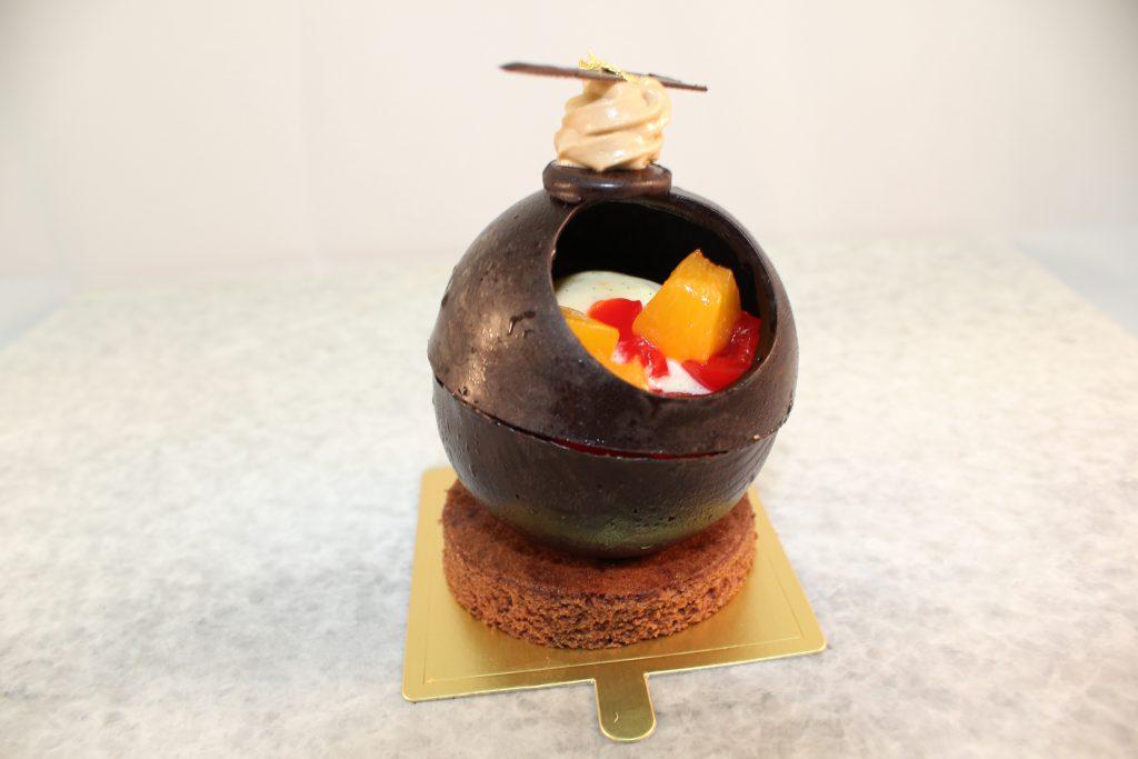 Fruit Cream Dessert