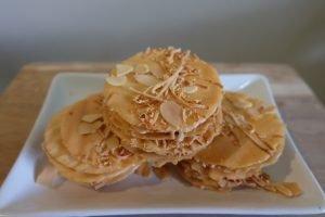 Resep Membuat Almond Crispy Cheese Renyah Gurih
