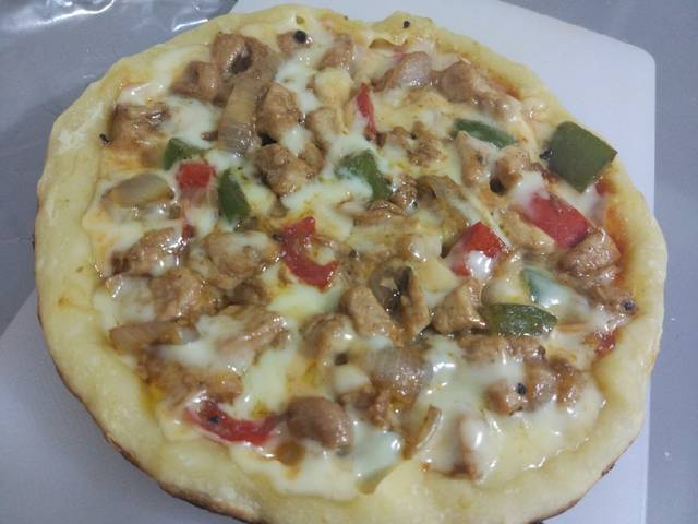 Pizza Teflon Unsalted Butter Resep Indonesia CaraBiasa.com