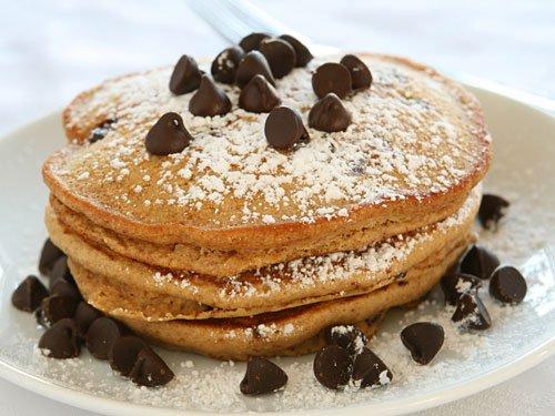 Resep Pancake Chocolate Chip Ala Kafe Yang Bisa Dibuat Di Rumah