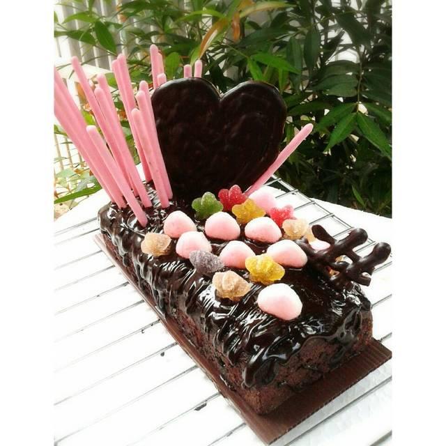 Resep Brownies Topping Coklat Colatta Kukus