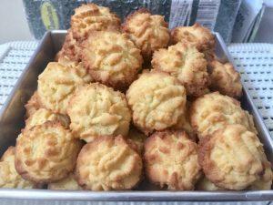 resep butter cookies