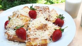 Resep Roti Bakar Keju Kraft Untuk Menu Sarapan