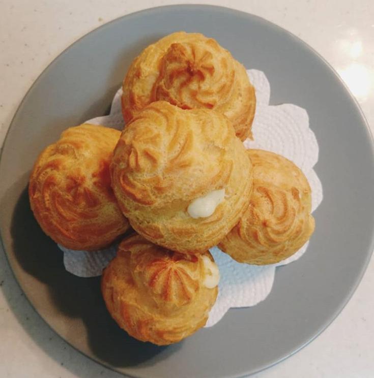 Cara Membuat Sus Keju Isi Cream Cheese Anchor