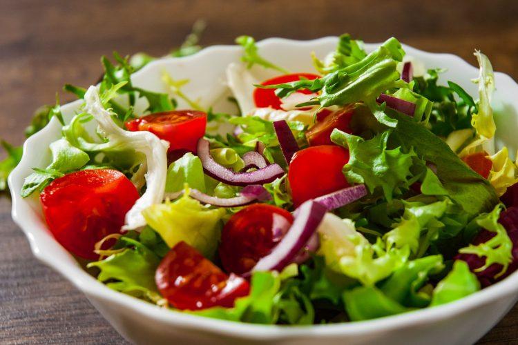 Resep Salad Sayur dan Saus Thousand Island