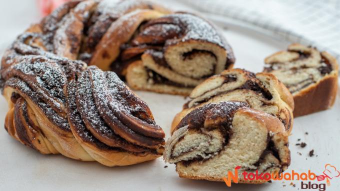 Resep Chocolate Babka Khas Dari Polandia