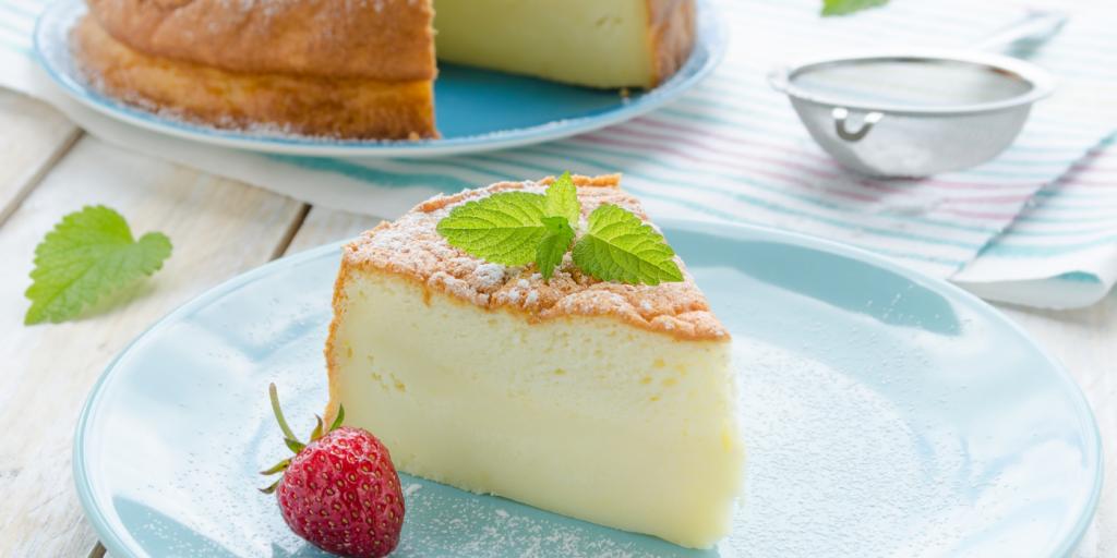 Wajib Coba! Resep Japanese Cheese Cake yang Super Lembut