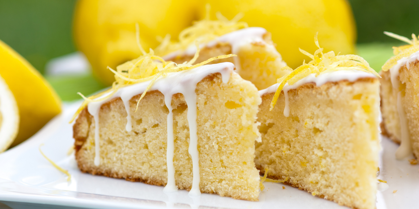 resep lemon cake