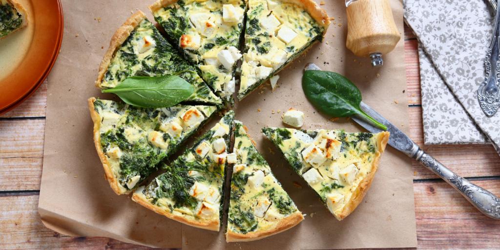 Resep Quiche Bayam Keju, Cocok untuk Anak-Anak yang Tidak Suka Sayuran