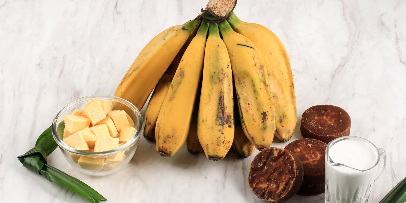 olahan pisang kepok
